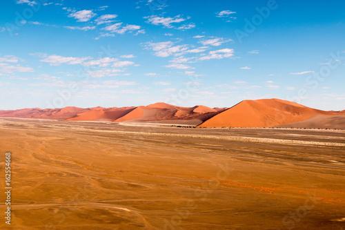 Fotografie, Obraz  Amazing desert landscape in Sossusvlei, Namibia