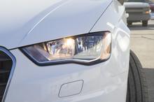 Audi Car Headlight