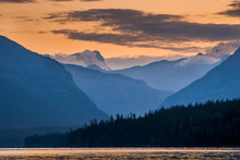 Dawn Over Lake McDonald