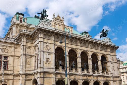 Papiers peints Opera, Theatre Vienna State Opera, Austria