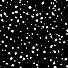 Star seamless pattern. Seamless pattern with stars. Seamless geometric pattern. Vector seamless pattern.