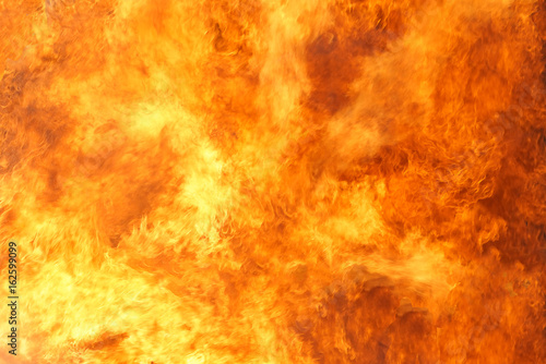 Canvas Prints Fire / Flame Blaze fire flame texture background.