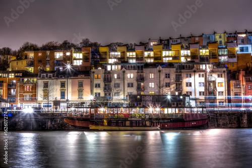 Photo Bristol Grain Barge
