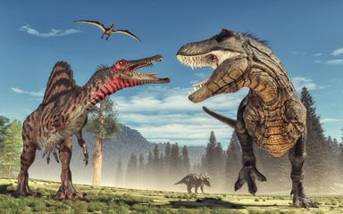 Fototapeta Zwierzęta Dinosaur