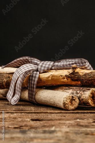 Foto  morceau de bois