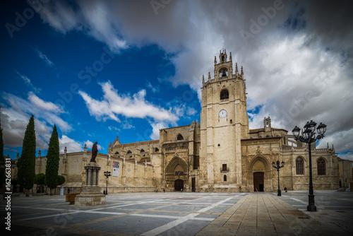 Catedral Gotica de Palencia,España
