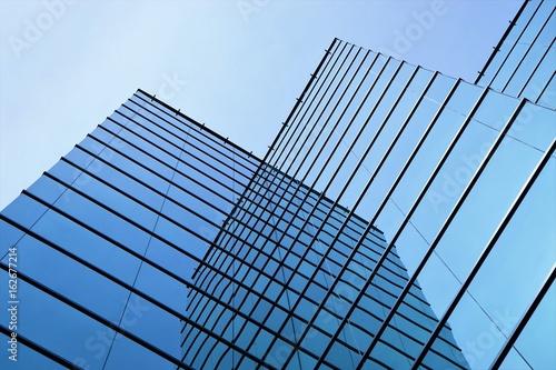 Foto  Glass Shrouded Building - Modern
