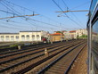 binari del treno - viaggiare per lavoro e per piacere