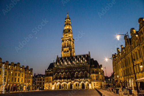 Arras (Pas de Calais) Canvas Print