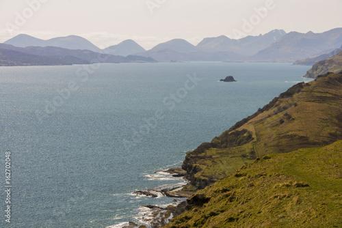 Sea Isle of Skye View Tableau sur Toile