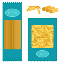 Different Types Of Pasta Whole...