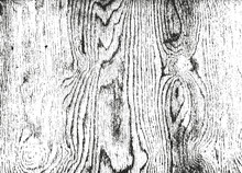 Distressed Overlay Wooden Bark...