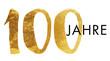 Leinwanddruck Bild - 100 Jahre