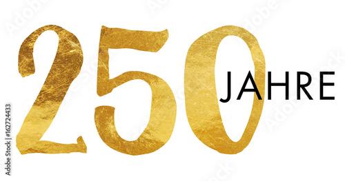 Tela  250 Jahre