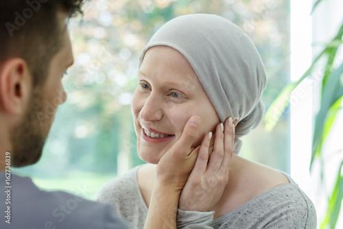 Cuadros en Lienzo Woman feeling better