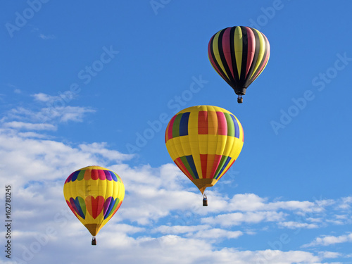 Montgolfière / Dirigeable Hot Air Ballooning - Albuquerque , New Mexico