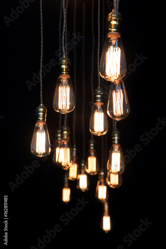 Beautiful Lighting Decor On The Ceiling This Stock