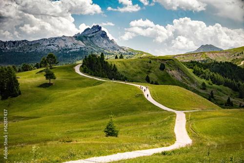 Photo  Dolomiti, alta val Badia - Italy