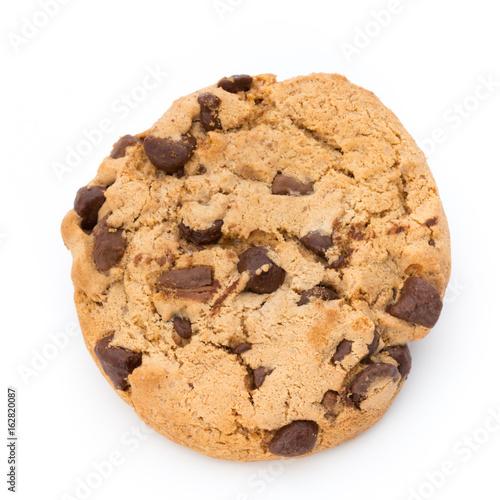 Garden Poster Cookies Chocolate chip cookie.
