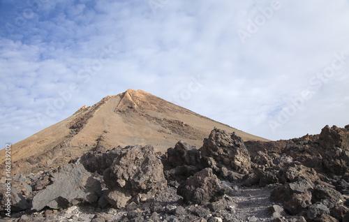 Deurstickers Canarische Eilanden Canary Islands, Tenerife