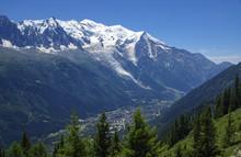 CHAMONIX - MONT BLANC 4810m