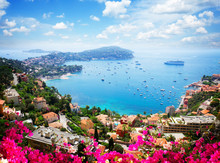 Lanscape Of Riviera Coast, Tur...