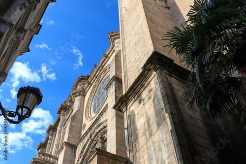 Ourense Church