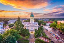 Athens, Georgia, USA City Hall