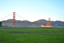 View Of Golden Gate Bridge Fro...