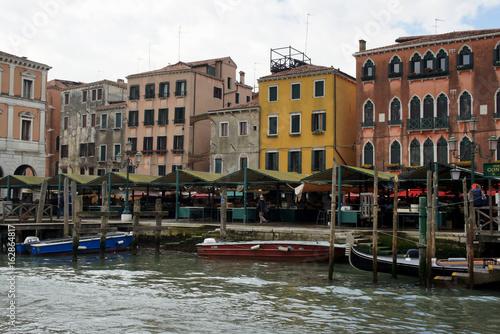 Canvas Prints Venetian Streetmarket.