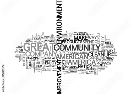 AMERICA LAND OF THE FREE HOME OF THE BRAVE TEXT WORD CLOUD CONCEPT Poster