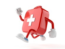 First Aid Kit Character