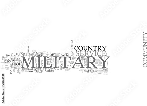 Fotografía WHAT YOU CAN DO FOR YOUR COUNTRY TEXT WORD CLOUD CONCEPT