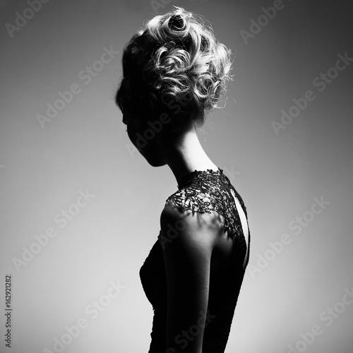 Foto op Plexiglas womenART Elegant woman