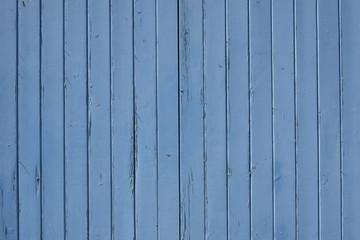 Nautical blue weathered blue planks