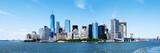 Fototapeta Nowy York - Panorama New York City Manhattan Skyline and Freedom Tower