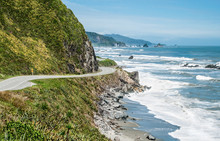 New Zealand Coastal Highway:  ...