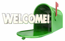 Welcome Mailbox Message New Re...
