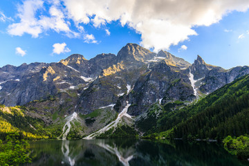 Tatra Mointains in Poland