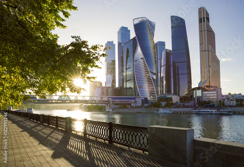 Moscow City International Business Center, Russia