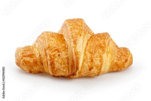 Fototapeta  Freshly Croissant Isolated on white background