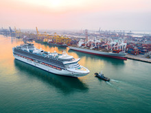 Passenger Cruise Ship Vessel A...