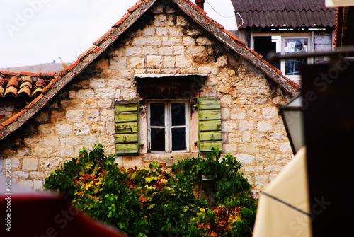 Fototapeta Bajkowe okno, Trogir, Chorwacja obraz