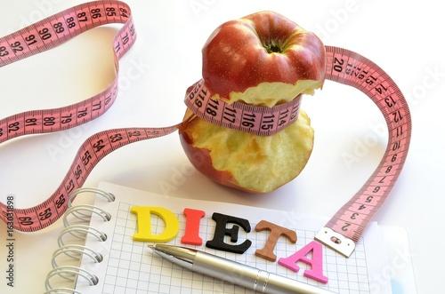 Fototapeta dieta obraz