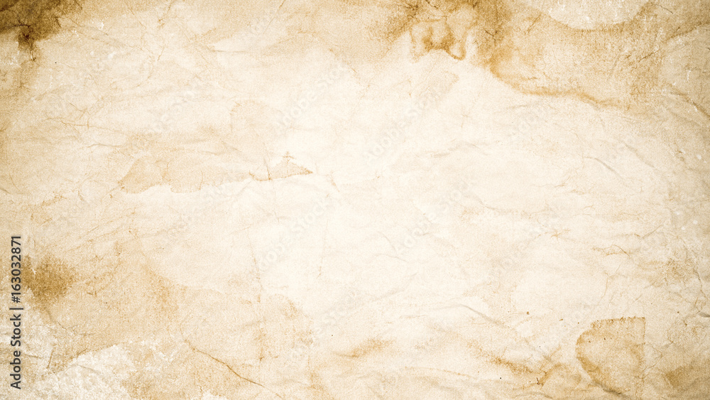 Fototapety, obrazy: Old dirty paper background