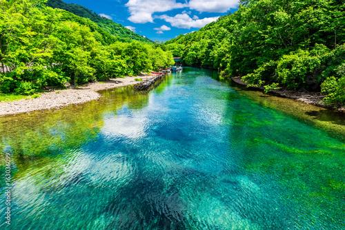 北海道 大自然 支笏湖