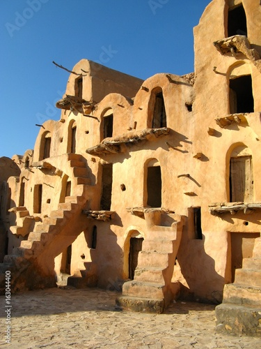 Photo Tunisie - Ksar Ouled Soltane