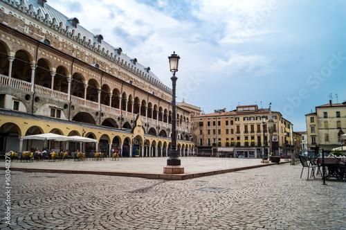 Fotografie, Obraz  Piazza delle erbe, Padova, Italy