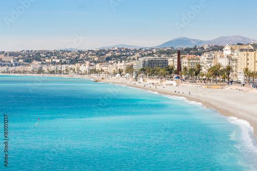 Printed kitchen splashbacks Turkey France Nice Mediterranean beach