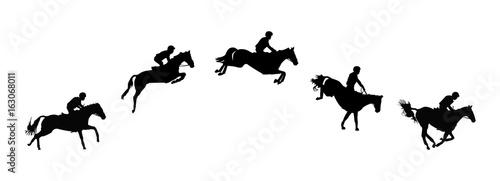 Fotografie, Obraz Horse race